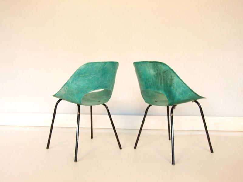 chaise tulipe guariche. Black Bedroom Furniture Sets. Home Design Ideas