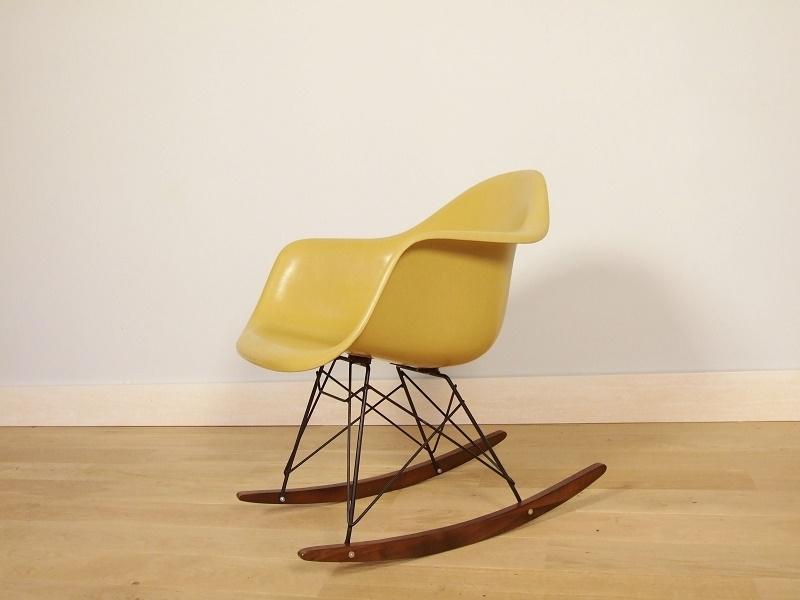 Fauteuil eames for Eames fauteuil rar