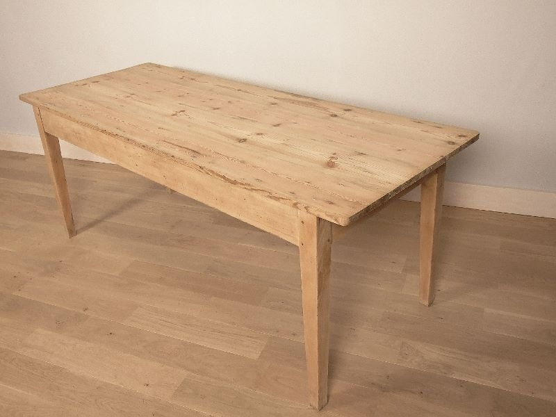 Table De Campagne En Bois Of Table Bois Campagne