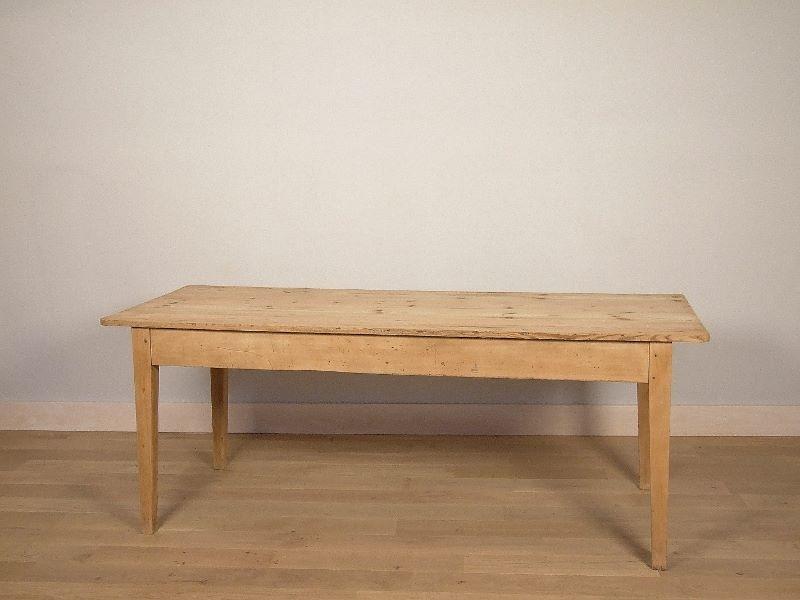 Accueil > Vintage > Se meubler > table de campagne
