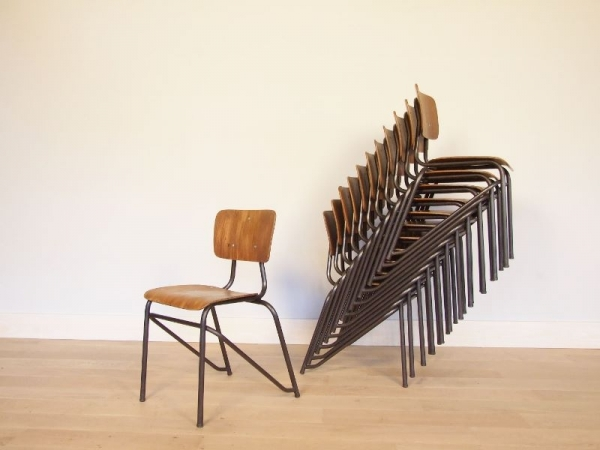 Chaise design industriel - Chaise danoise design ...