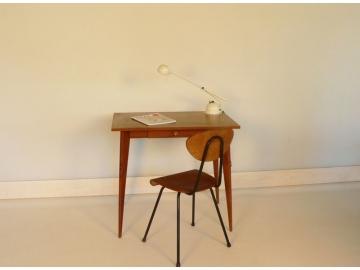 table bureau années 50