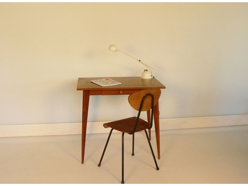 table bureau ann es 50. Black Bedroom Furniture Sets. Home Design Ideas