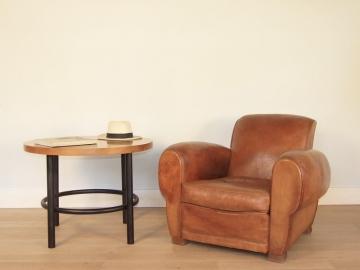 fauteuil club ancien