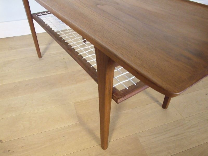 Table basse scandinave for Table basse danoise