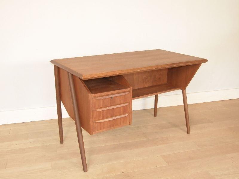 bureau style scandinave vintage bureau vintage scandinave maisonsimonecom. Black Bedroom Furniture Sets. Home Design Ideas