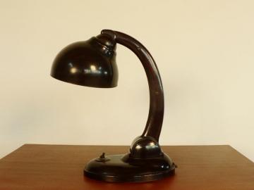 lampe bakelite kirkman