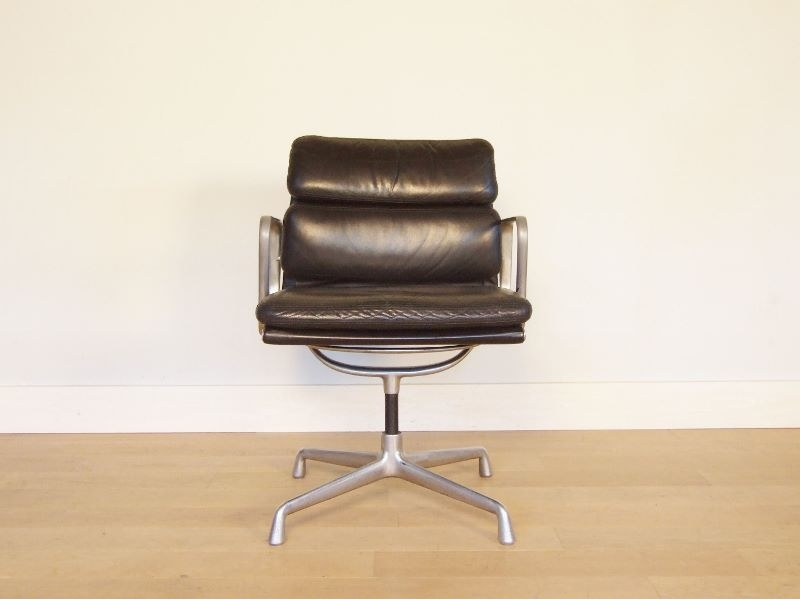 Fauteuil eames soft pad for Fauteuil eames cuir