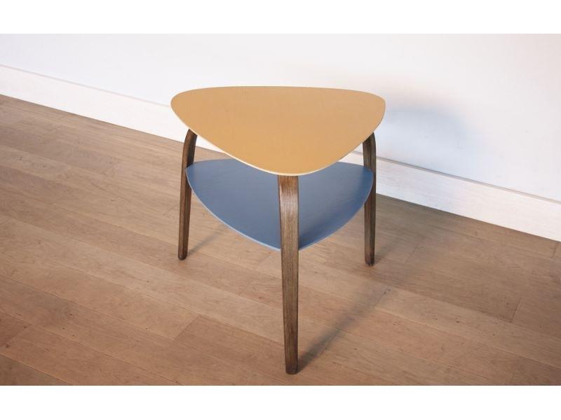 table basse bow wood steiner. Black Bedroom Furniture Sets. Home Design Ideas