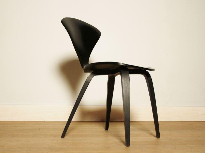chaise cherner. Black Bedroom Furniture Sets. Home Design Ideas