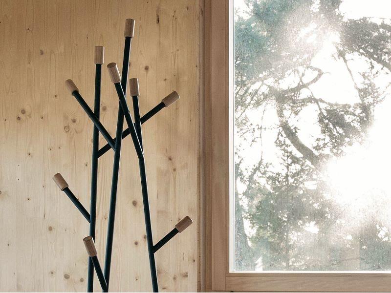 porte manteaux patere design maison simone. Black Bedroom Furniture Sets. Home Design Ideas
