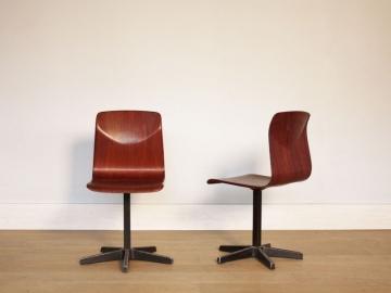 chaise en vintage pagholz