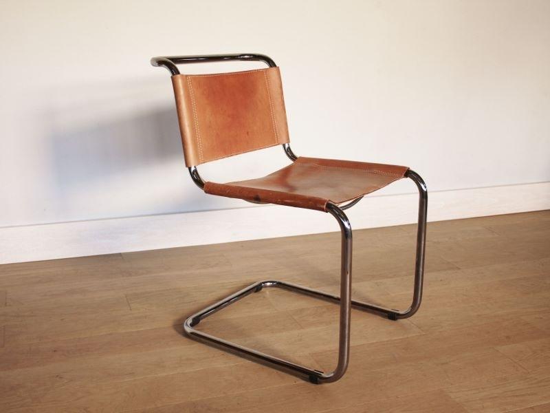 chaise breuer b33 vintage bauhaus. Black Bedroom Furniture Sets. Home Design Ideas