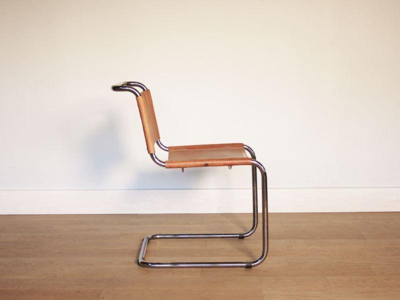 chaise breuer b33 vintage bauhaus