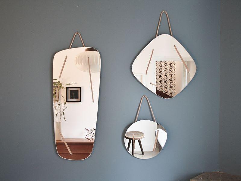 Miroir design maison simone made in france for Made design