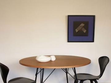 Table ronde Guermonprez modèle Monaco