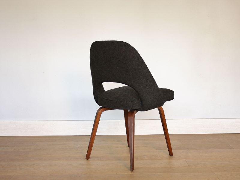 Vintage chaise fauteuil knoll eero saarinen design - Fauteuil knoll tulipe ...