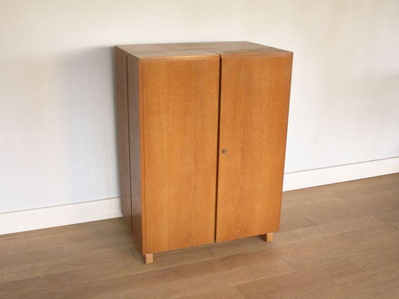 Malle bureau rare malle bureau torck bois nombreux for Meuble bureau qui se ferme