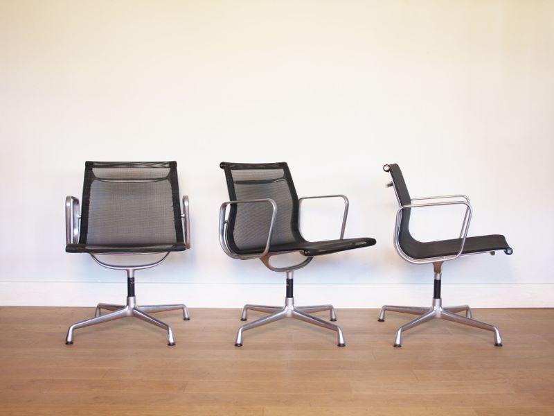 eames fauteuil bureau Fauteuil de bureau vintage Eames soft pad ...