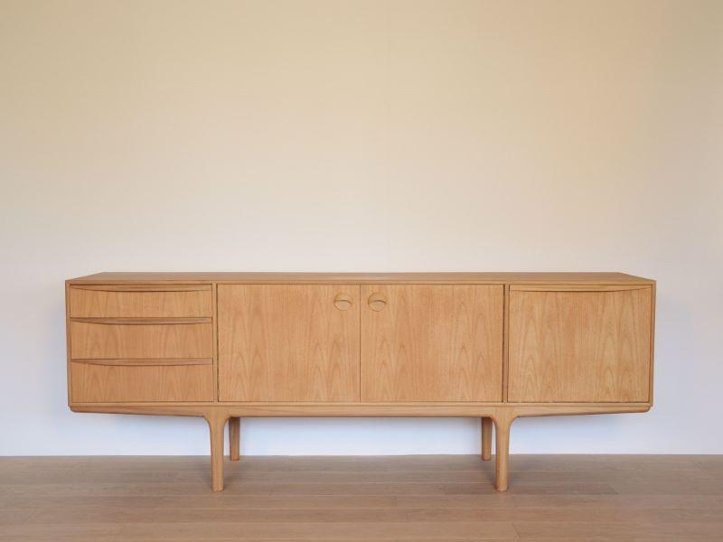enfilade scandinave vintage ann e 50 60. Black Bedroom Furniture Sets. Home Design Ideas