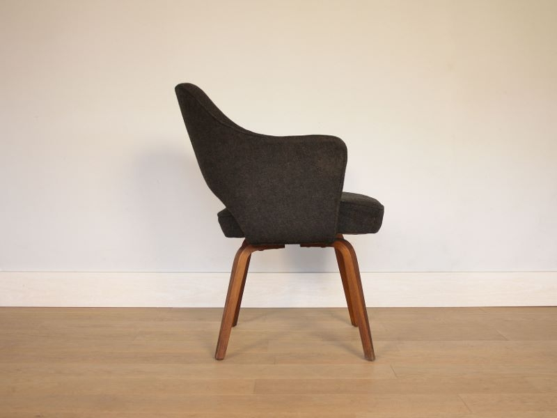 Vintage chaise fauteuil knoll eero saarinen design conference - Fauteuil knoll tulipe ...