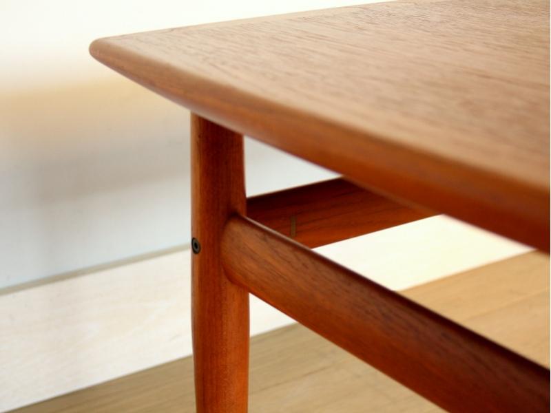 Table basse scandinave vintage pas cher - Table basse retro pas cher ...