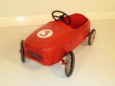 voiture à pedale 3