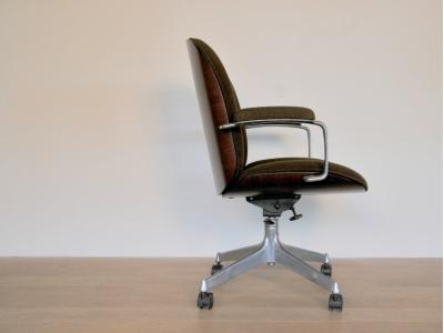 fauteuil vintage design ico parisi mim maison simone nantes. Black Bedroom Furniture Sets. Home Design Ideas