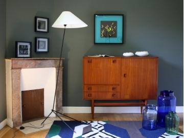 Commode enfilade vintage scandinave maison simone nantes