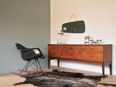 enfilade commode vintage scandinave maison simone nantes. Black Bedroom Furniture Sets. Home Design Ideas