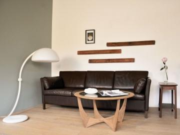 canapé cuir scandinave morgensen 3 places vintage maison simone nantes