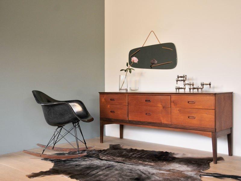 eames rar noir vintage. Black Bedroom Furniture Sets. Home Design Ideas