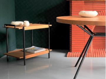 table basse Desserte vintage moderniste maison simone nantes paris la baule