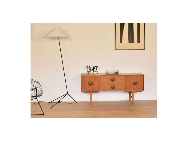 petite enfilade scandinave vintage maison simone nantes. Black Bedroom Furniture Sets. Home Design Ideas