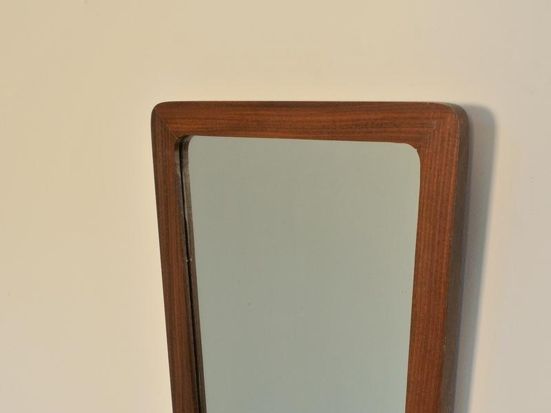 Miroir Année 50 miroir vintage trapezoidal année 50 60 maison simone nantes