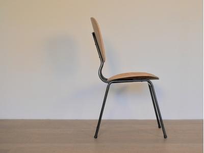 Chaise sauterelle année 50 60 vintage maison simone nantes