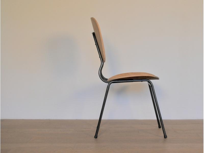 chaise sauterelle ann e 50 60 vintage maison simone nantes. Black Bedroom Furniture Sets. Home Design Ideas