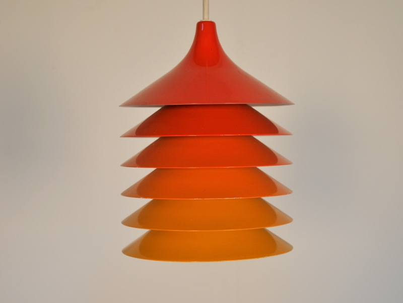 Lampe Vintage À Ikea Poser Orange rhCtsQdx
