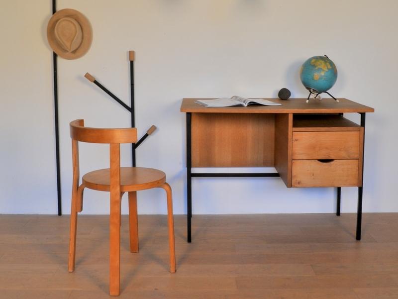 Chaise 68 Alvar Aalto Vintage Artek