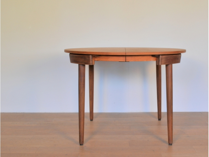 table chaise hans olsen scandinave ann e 50 vintage maison simone. Black Bedroom Furniture Sets. Home Design Ideas