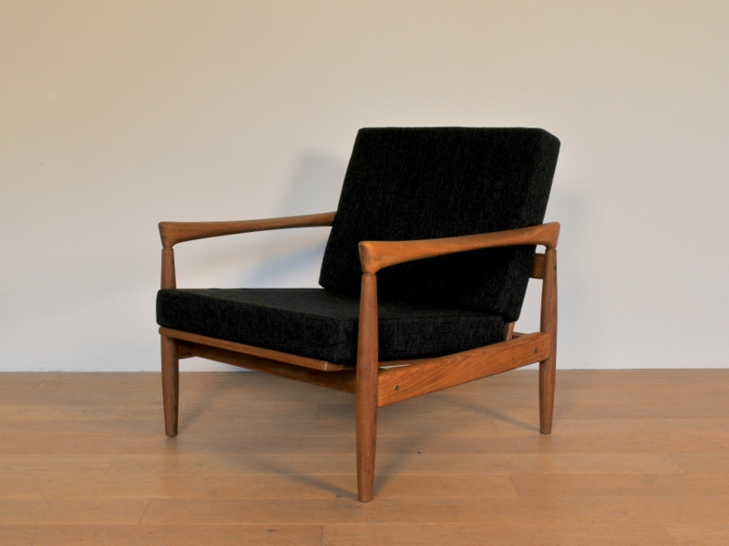 fauteuil vintage design scandinave danois maison simone nantes. Black Bedroom Furniture Sets. Home Design Ideas