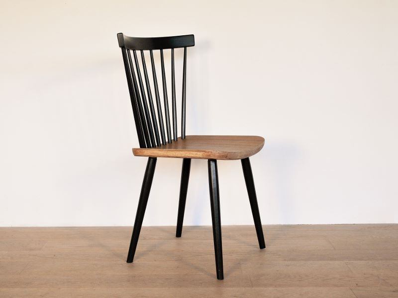 Chaise Design Scandinave Vintage