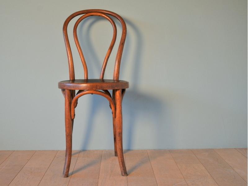chaise thonet 218 bistrot vintage maison simone nantes. Black Bedroom Furniture Sets. Home Design Ideas