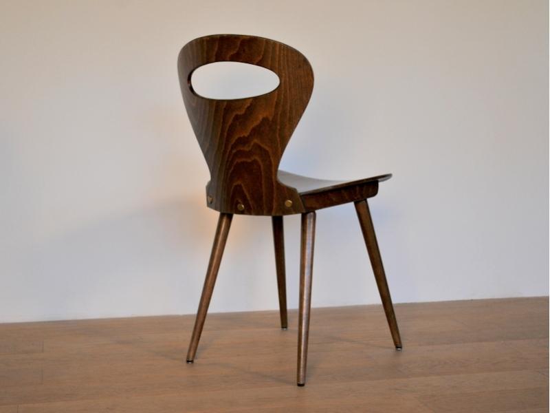chaise baumann vintage ann e 50 60 maison simone nantes. Black Bedroom Furniture Sets. Home Design Ideas