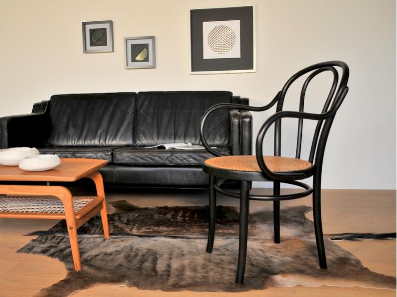 fauteuil thonet 1018 design vintage maison simone nantes. Black Bedroom Furniture Sets. Home Design Ideas