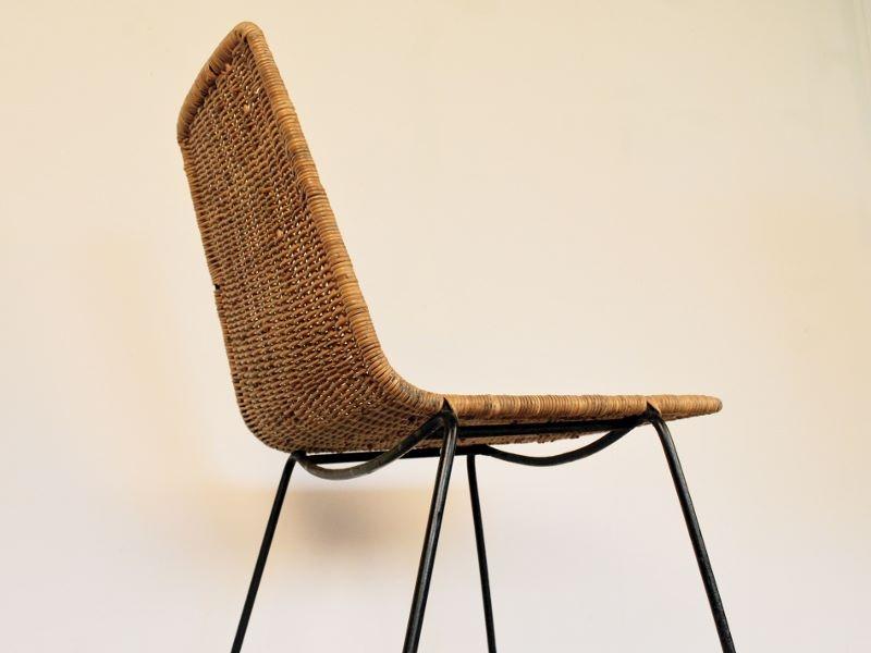 chaise en osier - Chaise En Osier