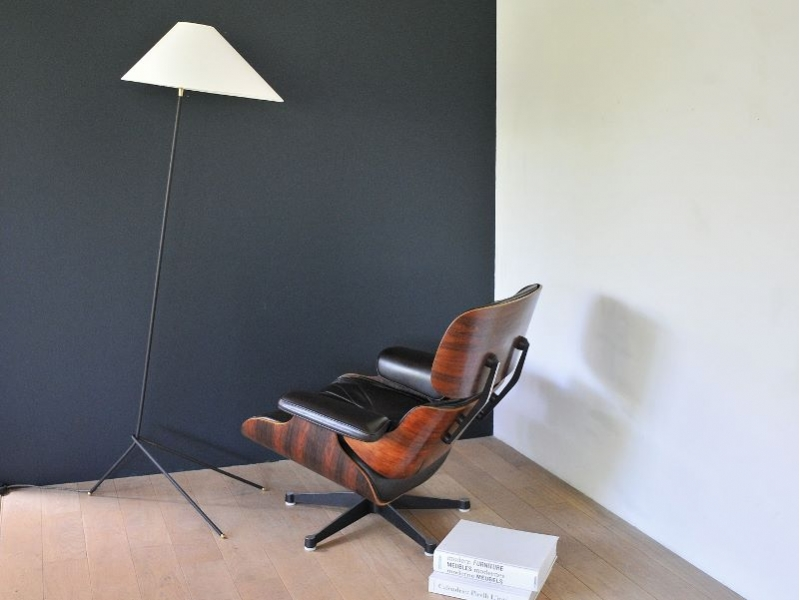 fauteuil lounge eames. Black Bedroom Furniture Sets. Home Design Ideas
