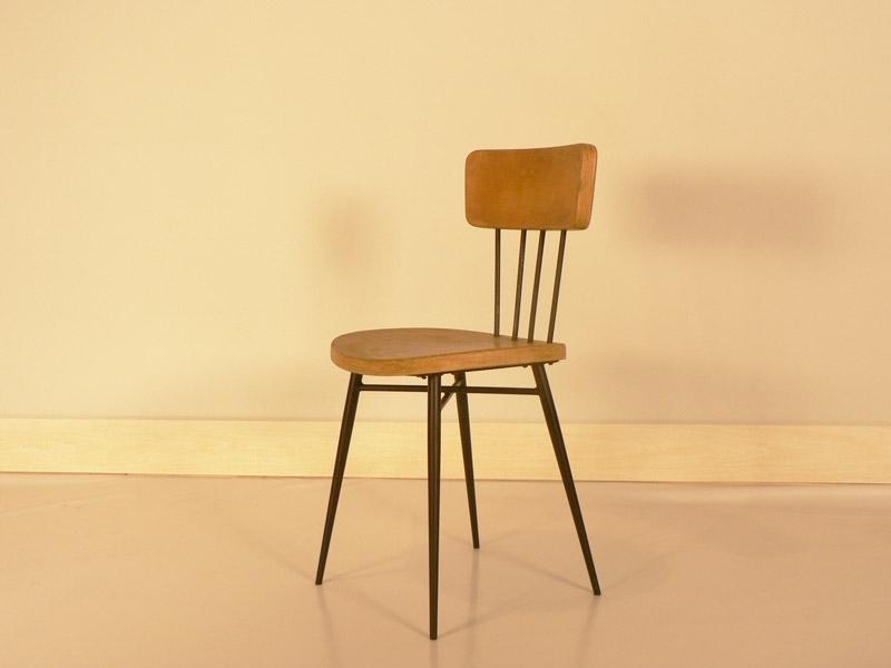 Chaise ann e 50 for S asseoir sans chaise