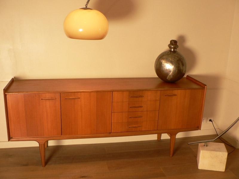 enfilade en teck. Black Bedroom Furniture Sets. Home Design Ideas