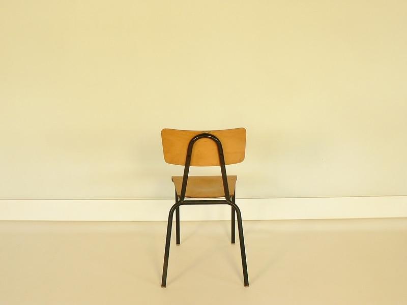 Chaise dans le style de hitier for S asseoir sans chaise